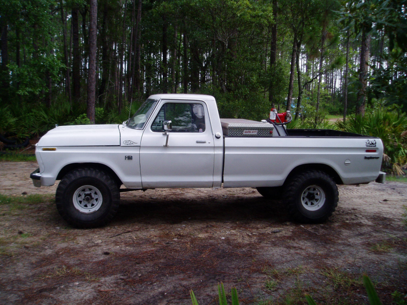 Another triumphdaytona20 1976 Ford F150 Regular Cab post...