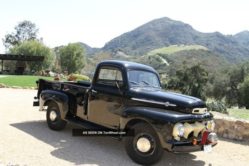 1952 Ford F3 Longbed Pickup Truck Other photo