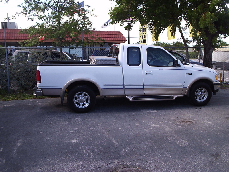 Picture of 1997 Ford F-150 Lariat 4WD Extended Cab Stepside SB ...