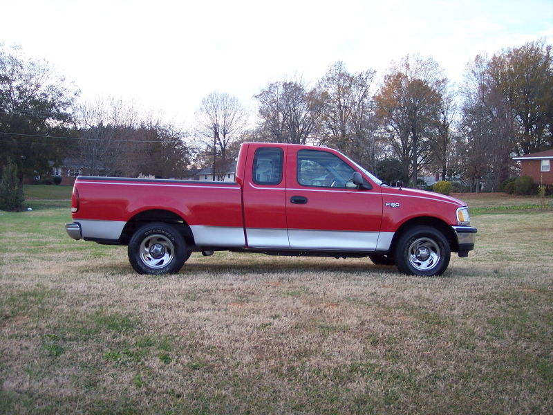 Picture of 1997 Ford F-150 3 Dr XL Extended Cab LB, exterior