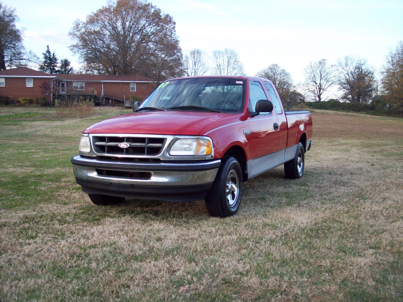 1997 Ford F-150 XL Extended Cab LB, Picture of 1997 Ford F-150 3 Dr XL ...