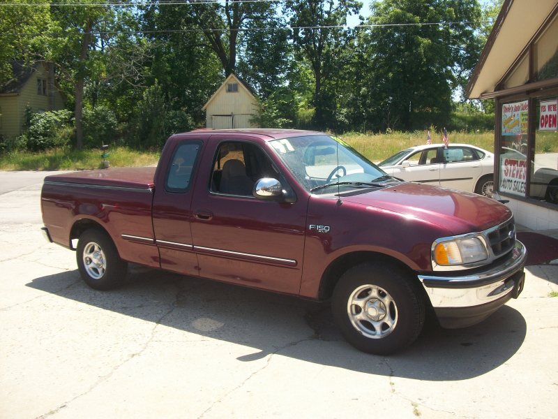 Picture of 1997 Ford F-150 Lariat Extended Cab LB, exterior