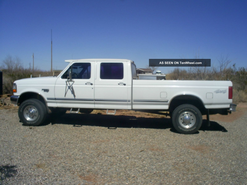 1997 Ford F - 350 Crew Cab F-350 photo