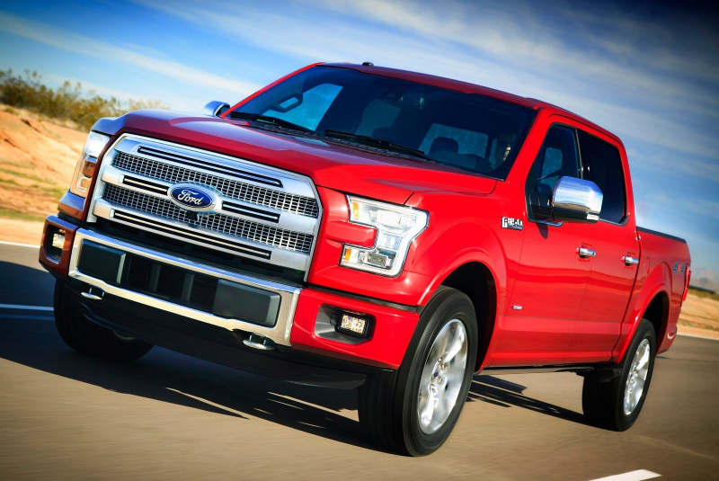 New 2015 Ford F-150 Pickup Truck, Pictures and Details [Video]