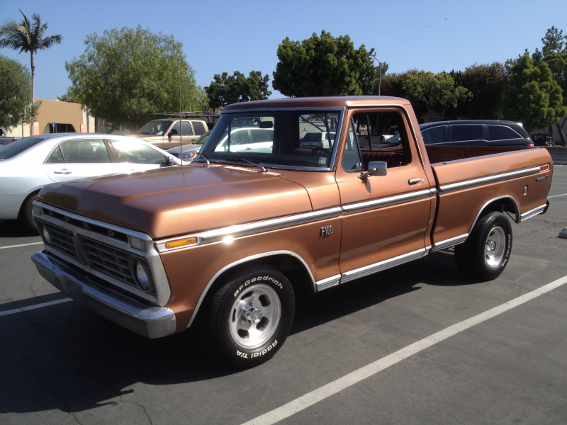 1974 Ford F100 - LONG BEACH 90815 - 0