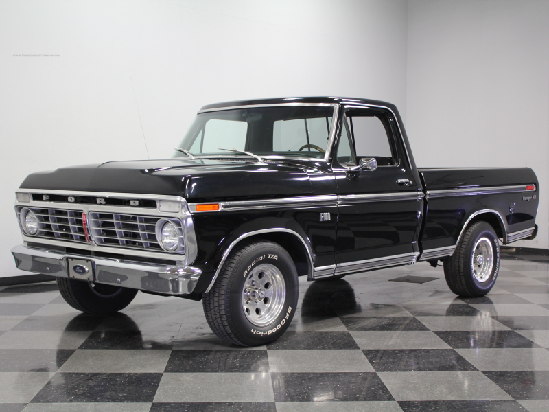 1974 ford f 100 ranger the ford ranger has always represented an ...