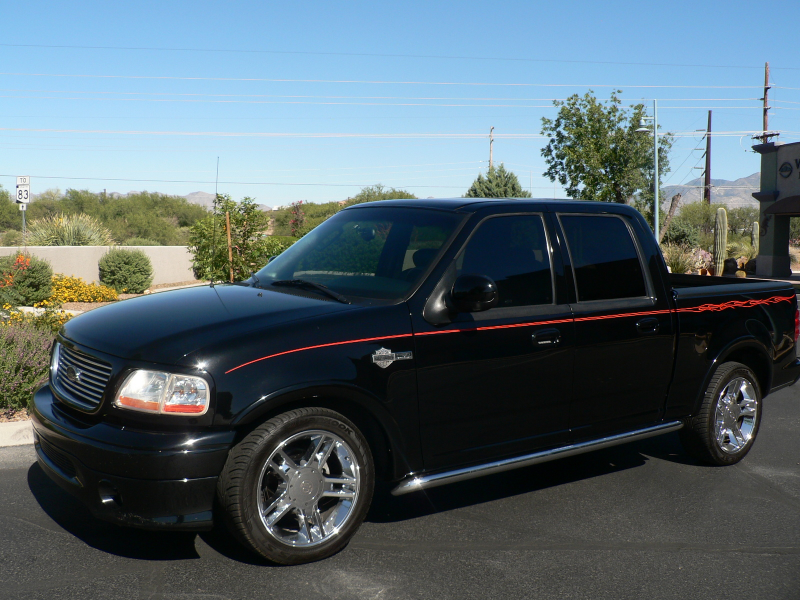 Home » F 150 Harley Davidson 2002 4x4 Supercharged
