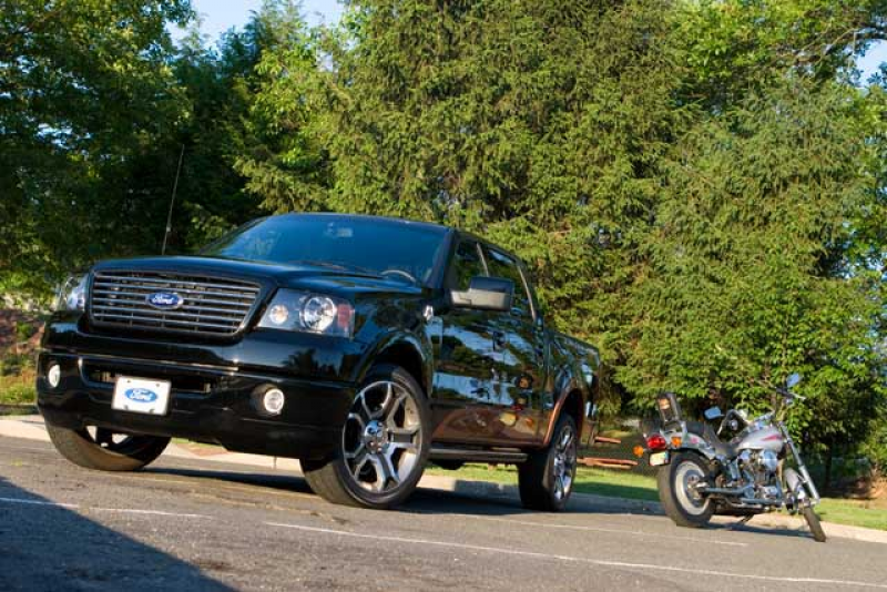 2008 Supercharged Ford Harley Davidson F 150