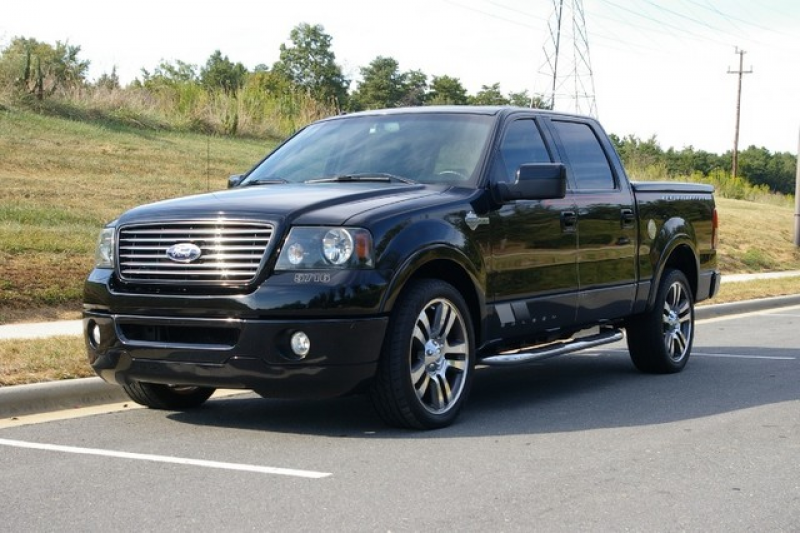 2007 Ford F-150 Harley-Davidson SALEEN SUPERCHARGED in Fort Mill ...