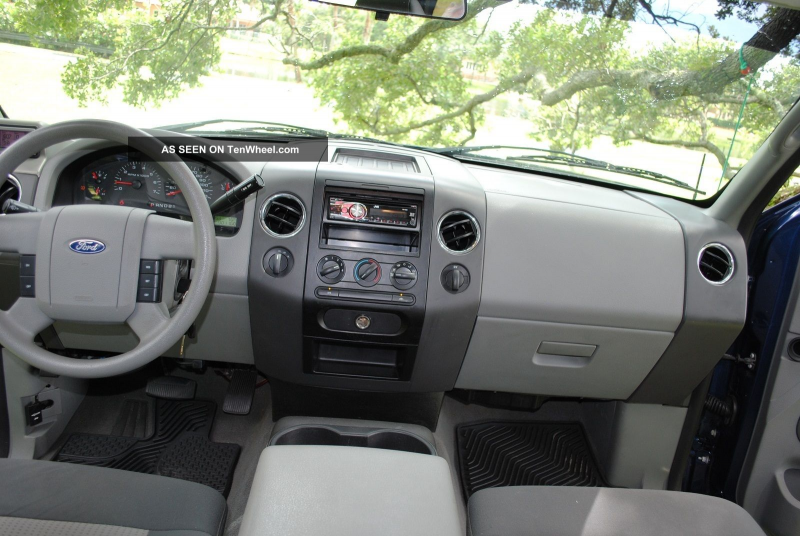 2007-Ford-F-150-interior-1, picture size 1600x1071 posted by nandar at ...