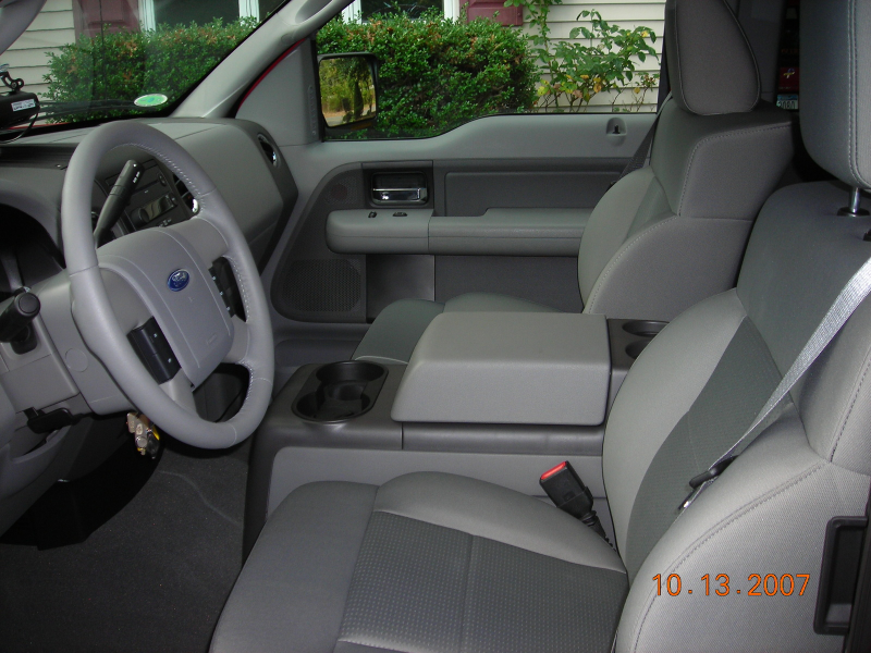 Picture of 2007 Ford F-150 XLT, interior