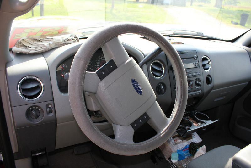 Picture of 2007 Ford F-150 XLT SuperCab 4WD, interior