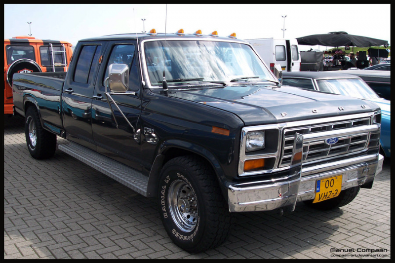 Learn more about 1983 Ford F-350.