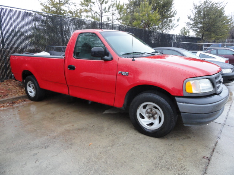 Home » 2000 Ford F150 V6 4 2l Towing Capacity