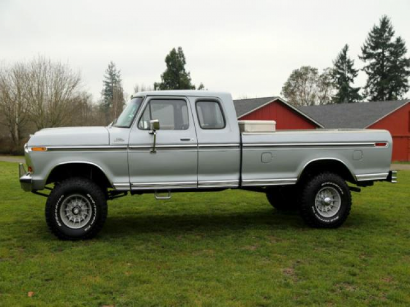 downievm1noah @ hotmail com1979 f 250 custom 4x4 3 4 ton super cab ...