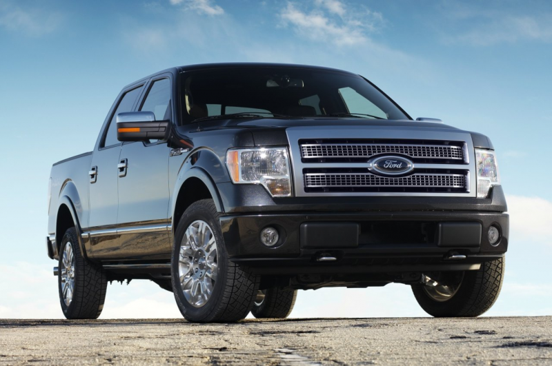 ... Ford of Murray is so proud to be a seller of the Ford F-Series Trucks