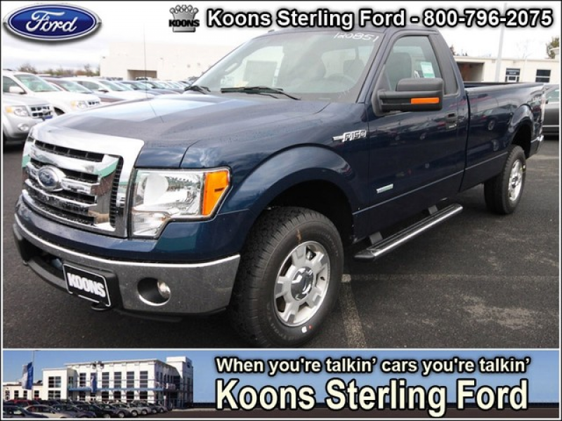Home -> Ford -> 2012 Ford F-150 Regular Cab
