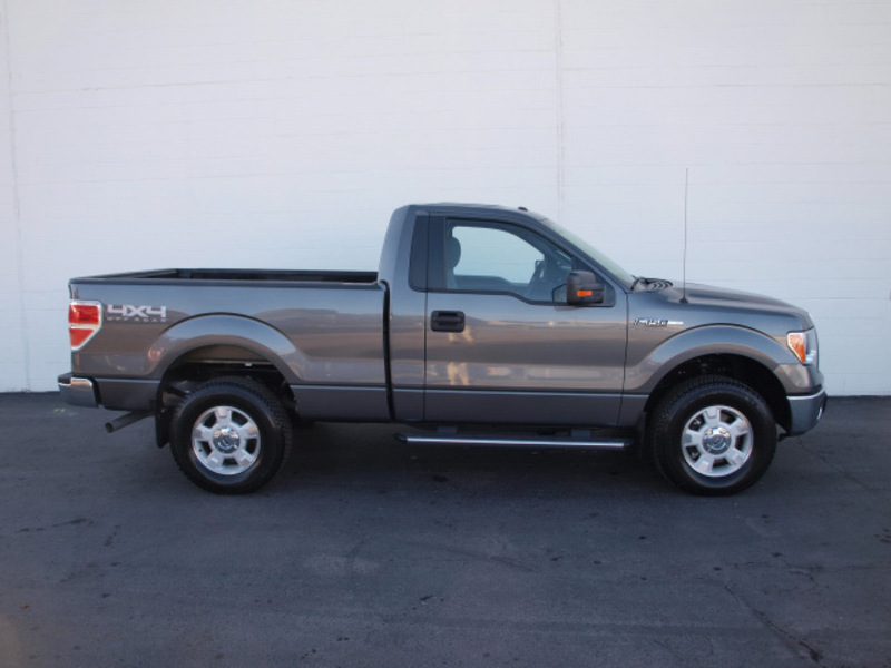 Used 2013 Ford F-150 4wd Regular Cab