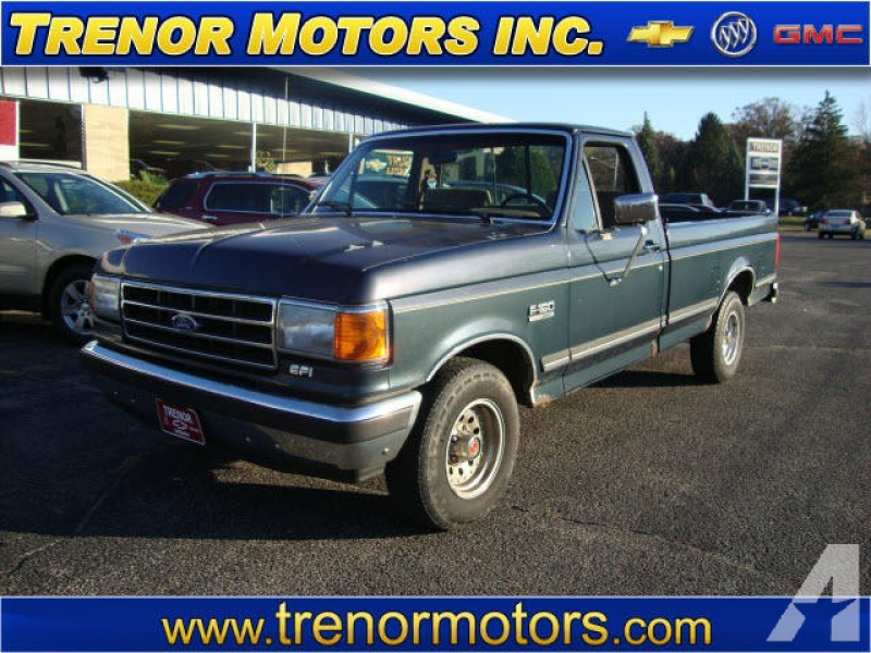 1991 Ford F150 XLT Lariat for sale in Urbana, Ohio