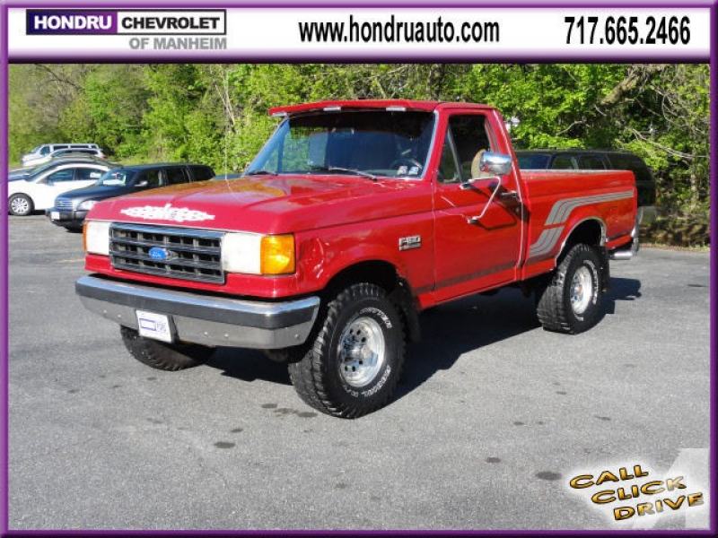 1991 Ford F150 XLT Lariat for sale in Manheim, Pennsylvania