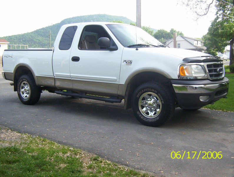 Picture of 2002 Ford F-150, exterior