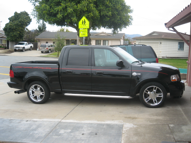 Picture of 2002 Ford F-150 Harley-Davidson Supercharged Crew Cab SB ...