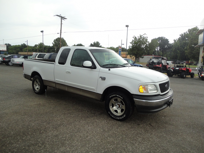 2002 Ford F-150 XLT Extended Cab LB, Picture of 2002 Ford F-150 4 Dr ...