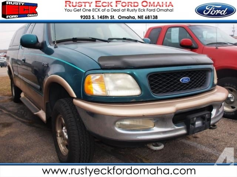 1997 Ford F150 Lariat for sale in Omaha, Nebraska