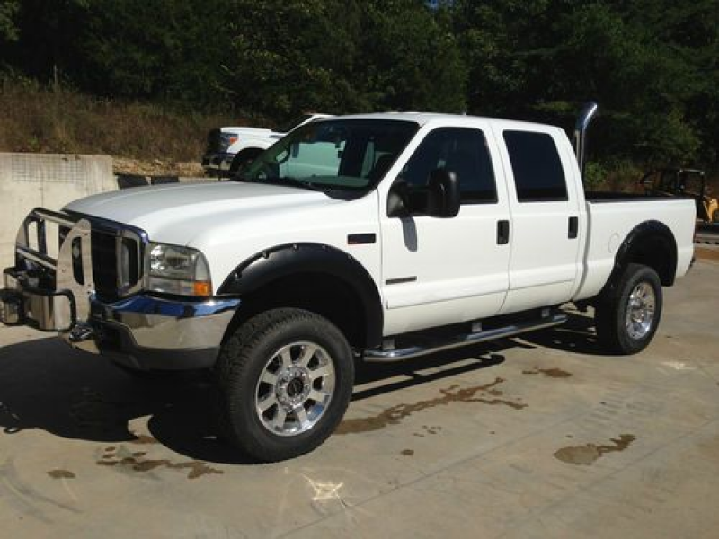 2002 Ford F250 7.3l V8 Power Stroke Diesel on 2040cars