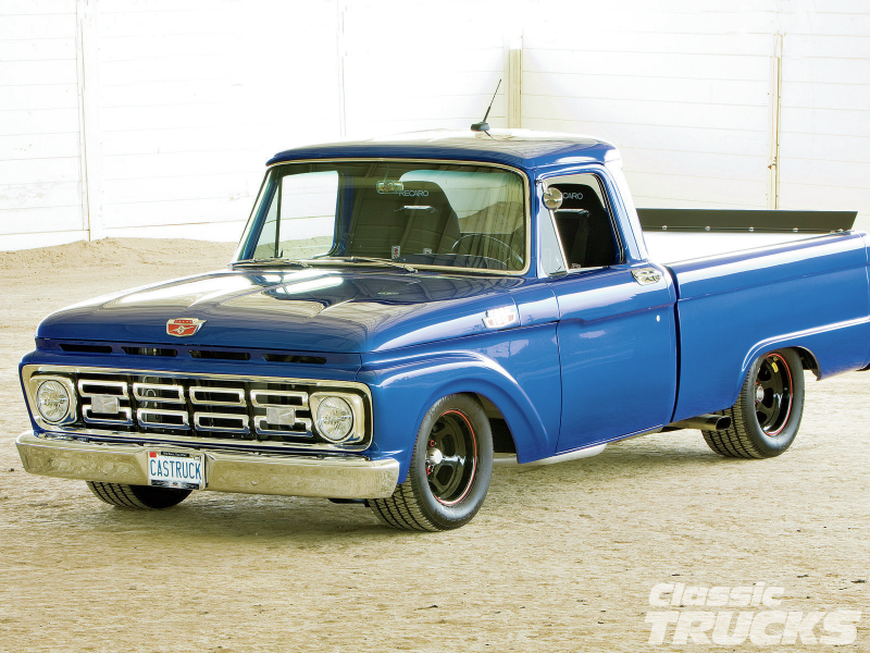 Mark the f-series pickup ford