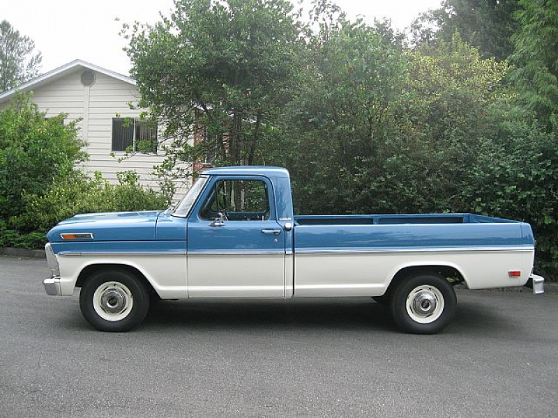 1969 Ford Ranger Picture 4