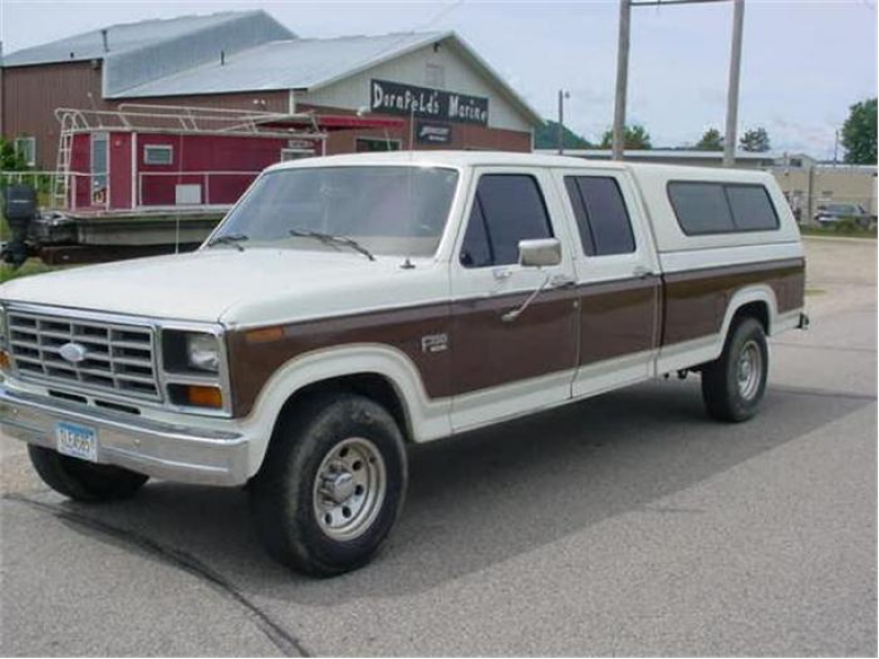1984 Ford F 350