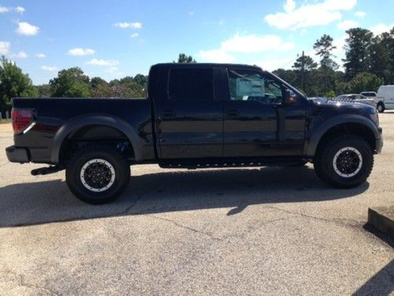 2013 Ford F-150 SVT Raptor Crew Cab Pickup 4-Door 6.2L, US $61,149.00 ...