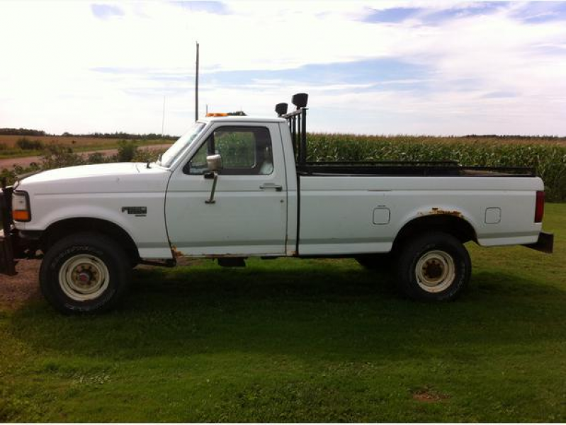 Log In needed $1,250 · 1995 Ford F-250