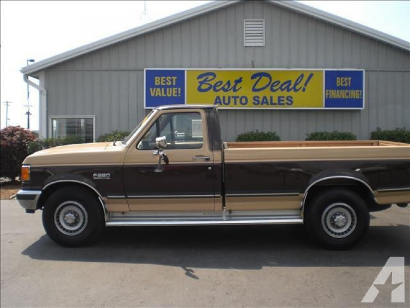 1989 Ford F250 XLT Lariat for sale in Warsaw, Indiana