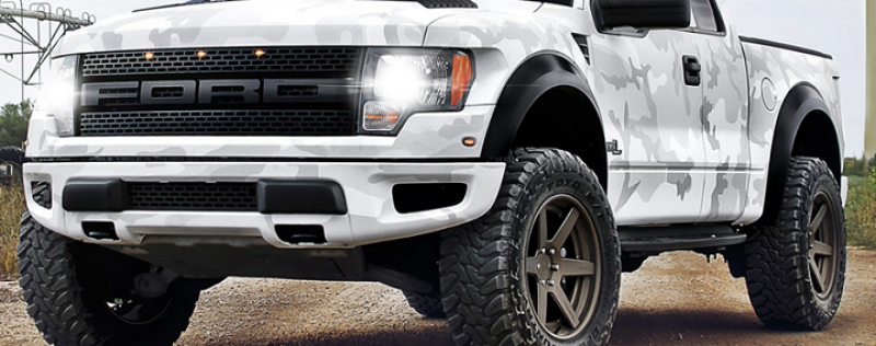 Ford F-150 Aftermarket Accessories