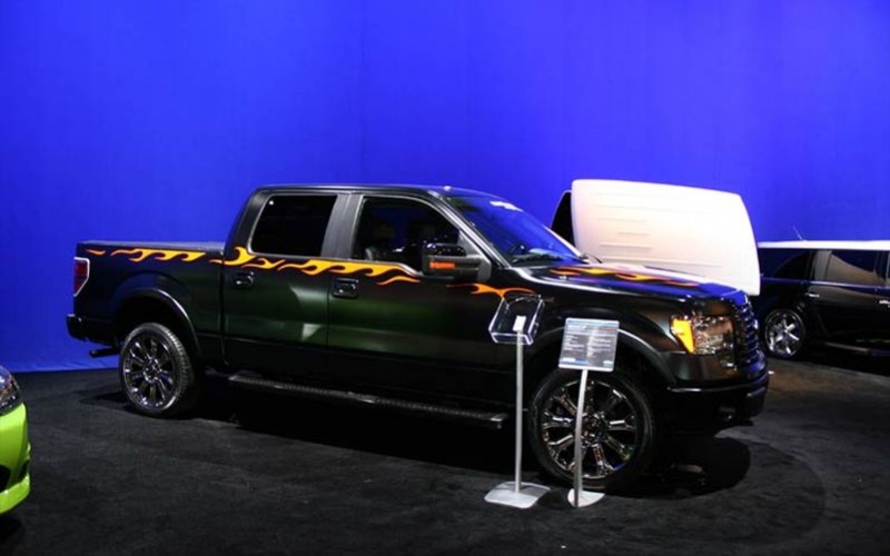 2009 Ford F150 By Ford Custom Accessories