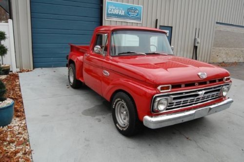 1965 Ford F100 351 Cleveland engine with 3 Speed with over drive ...