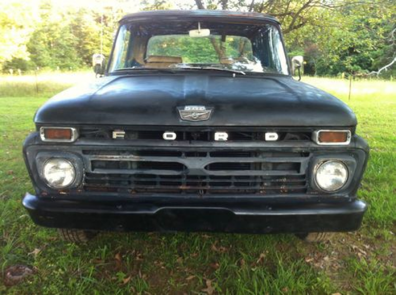 1966 Ford F100 Swb 351 Cleveland Big Block Automatic on 2040cars