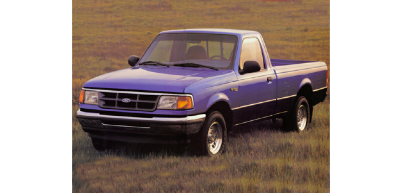 Available in 21 styles: Ranger Regular Cab 2wd shown