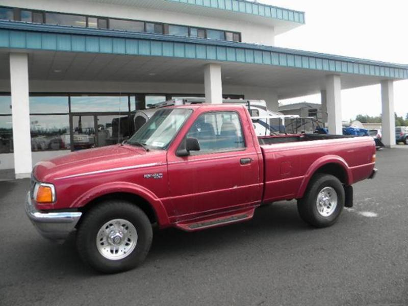 ... asking price is $ 3995 deer park ford used 1995 ford ranger taupe