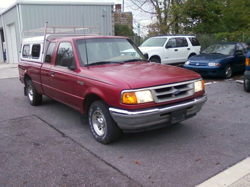 1995 Ford Ranger for sale in Woodbine MD