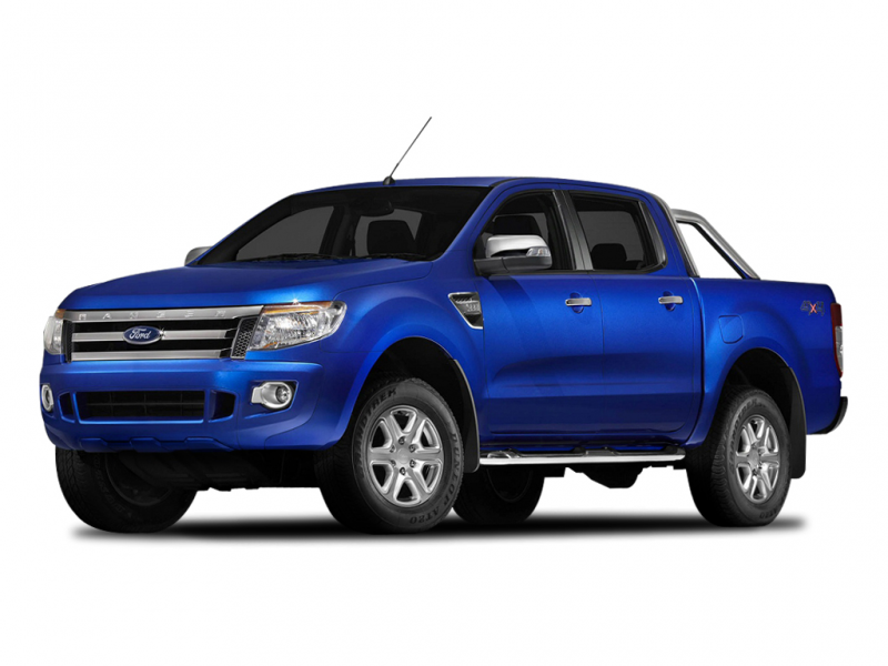 Ford Ranger Limited available at Swiss Vans