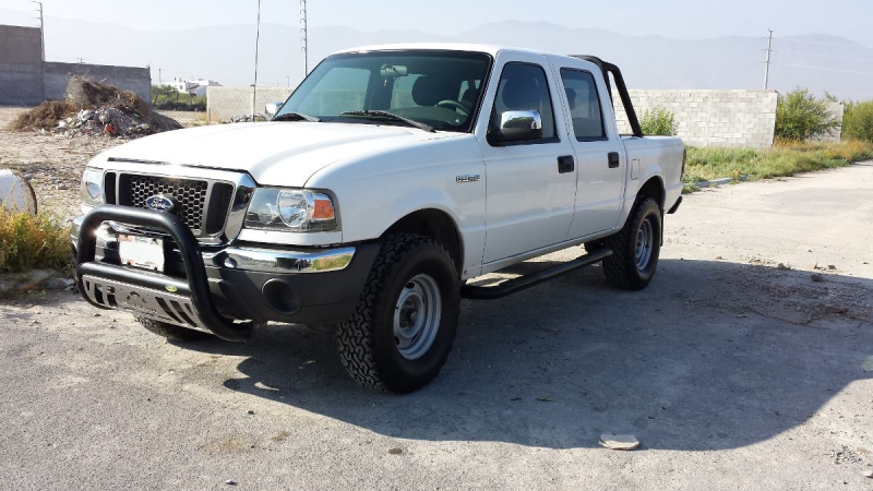 Ford Ranger 2006 Doble Cabina