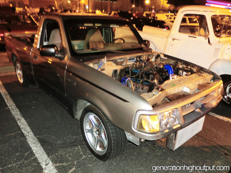 Ford Ranger 2.3 Turbo
