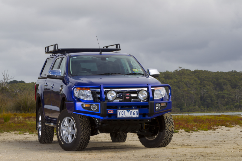 2012 Ford Ranger as Ford's Excellent Car in the Year