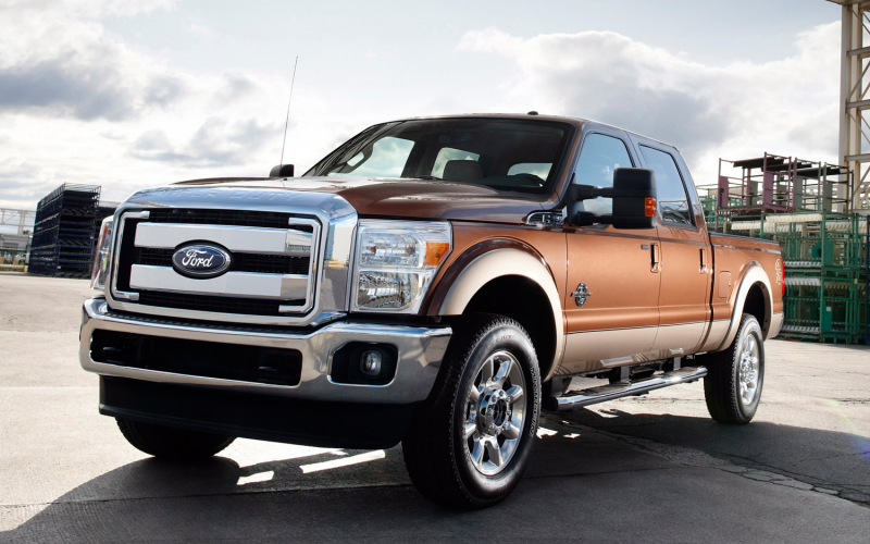2012 Ford F-Series Super Duty Photo Gallery Photo Gallery