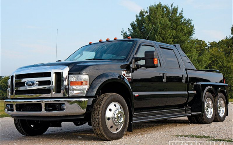 2008 Ford F450 Super Duty - The Seventh Of Its Kind Photo Gallery