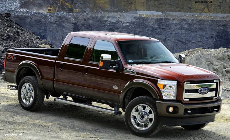 2015 Ford F-250 Super Duty Diesel Reviews