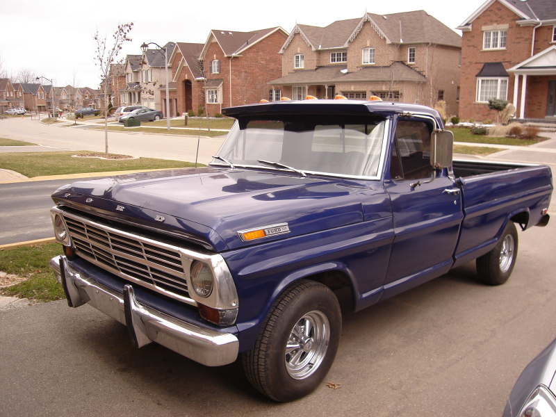 Picture of 1969 Ford F-100, exterior